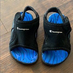 Champion sandals